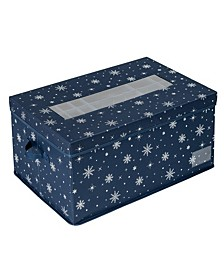 Deluxe 72-Cube Ornament Storage Box