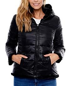 Freeform Reversible Zip Jacket