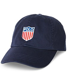 Men's Polo Shield Twill Chariots Cap
