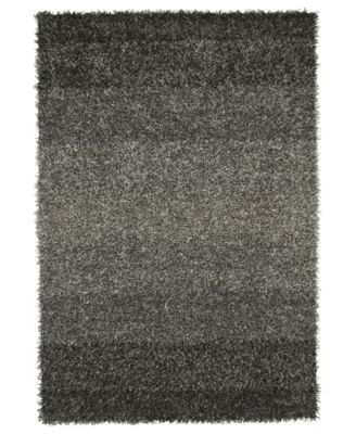 "Metallics Shades Shag 5' x 7'6"" Area Rug"