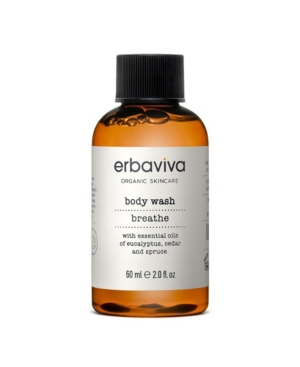 Breathe Body Wash Travel