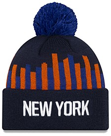 New York Knicks City Series Knit Hat