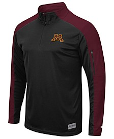 Men's Minnesota Golden Gophers Promo Quarter-Zip Pullover