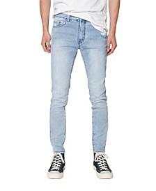 Men's Destructed Skinny Fit Jeans