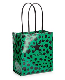 Green Leopard Logo Lunch Bag, Created for Macy's