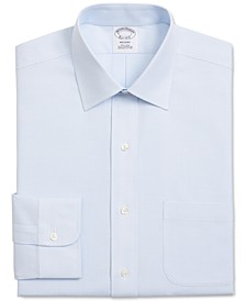Men's Regent Slim-Fit Non-Iron Supima® Dobby Dress Shirt