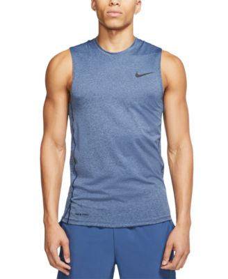 size small New Nike Mens Red Dri-FIT Tank Top