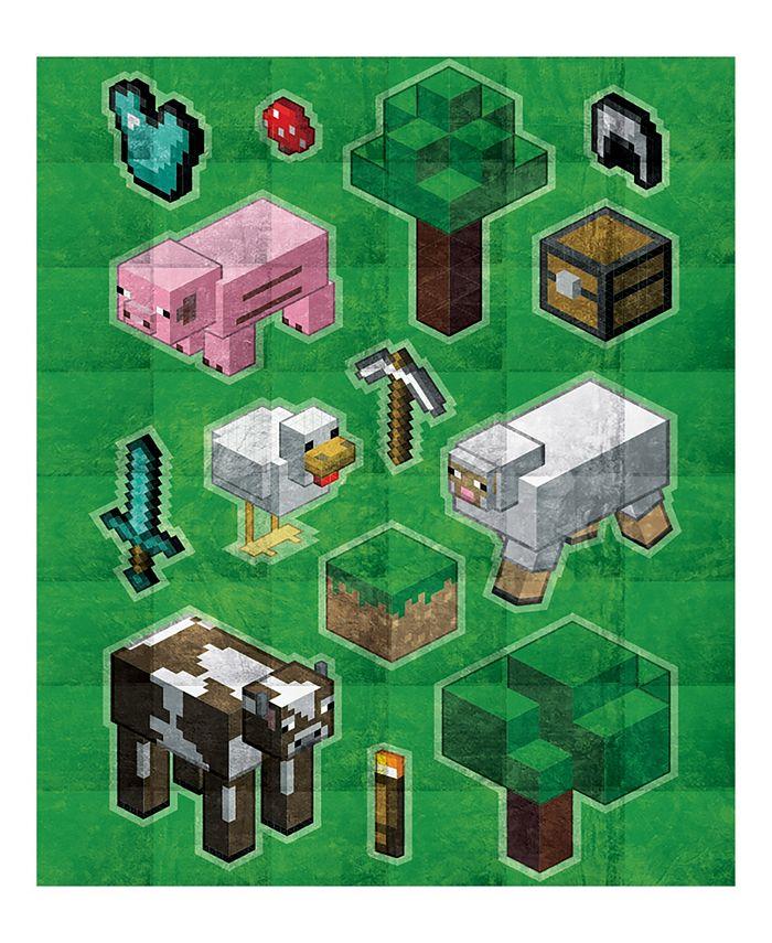 Minecraft - Daytime 4.5lb Weighted Blanket