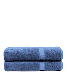 Luxury Hotel Spa Towel Turkish Bath Sheets, Set of 2