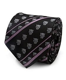 Black Panther Stripe Tie
