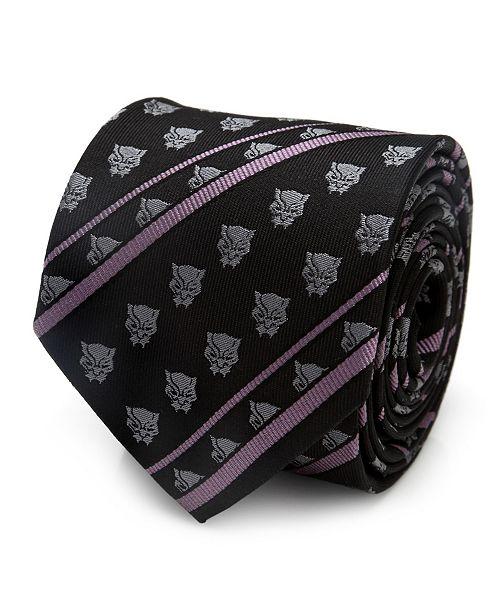 Marvel Black Panther Stripe Tie
