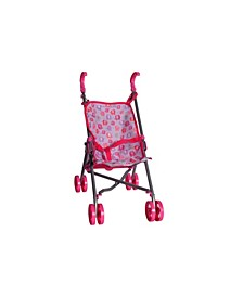 "23"" Pretend Play Baby Doll Stroller"