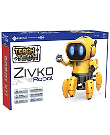 Zivko The Robot Interactive A/I Capable Robot