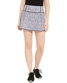 Leopard-Print Skort, Created for Macy's