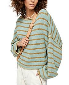 Bardot Striped Sweater