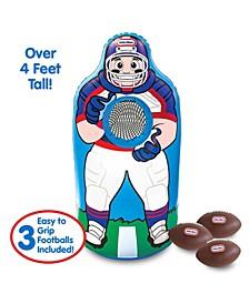 Jumbo Inflatable Football Trainer - Over 4' Tall
