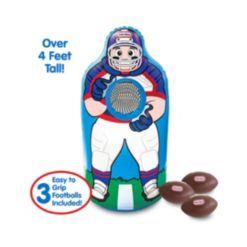 Little Tikes Jumbo Inflatable Football Trainer - Over 4' Tall