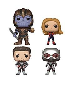 Pop Marvel Avengers Endgame Collectors Set 2