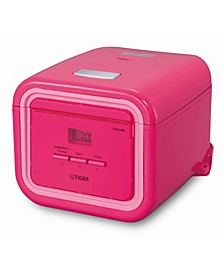 3 Cup Micom Pink Rice Cooker