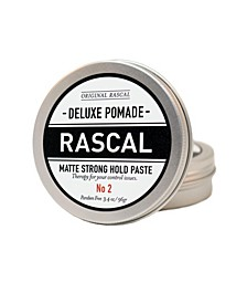 Deluxe Pomade 2, Matte Look or Strong Hold Paste, 3.4 oz
