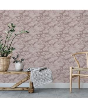 Tempaper Clouds Self-Adhesive Wallpaper