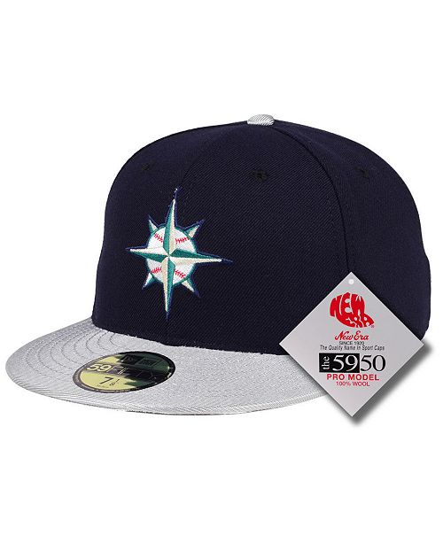 New Era Seattle Mariners Retro Classic 59FIFTY-FITTED Cap