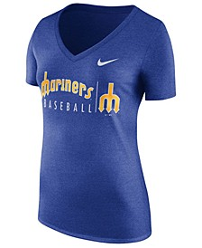 Women's Seattle Mariners Practice T-Shirt