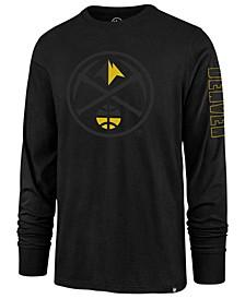 '47  Brand Men's Denver Nuggets Color Pop Super Rival Long Sleeve T-Shirt