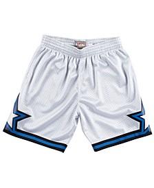 Men's Orlando Magic Platinum Swingman Shorts