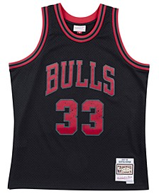 Men's Chicago Bulls Rings Swingman Jersey
