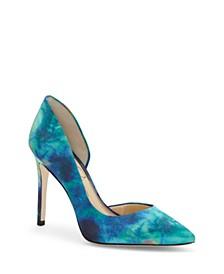 Pheona D'Orsay High Heel Pumps
