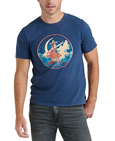Men's Miller Moon Girl Graphic T-Shirt