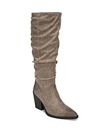 Mackenzie Wide Calf High Shaft Boots