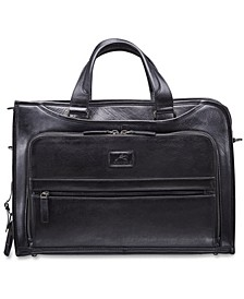 Vanizia Collection Top Zippered Single Compartment Laptop and Tablet Briefcase