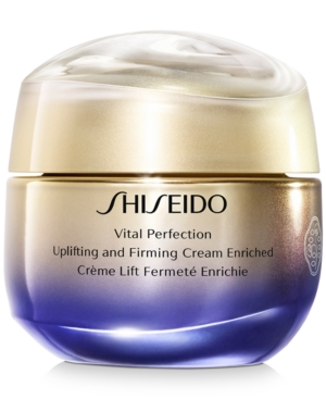 Shiseido VITAL PERFECTION UPLIFTING & FIRMING CREAM ENRICHED, 1.7-OZ.