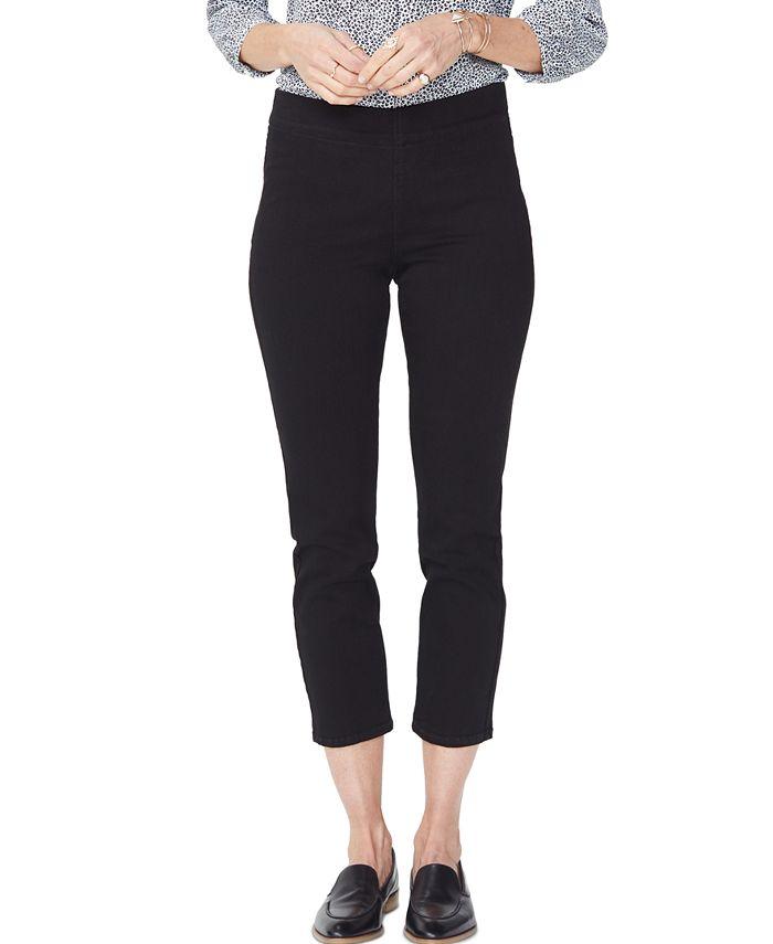 NYDJ - Tummy-Control Pull-On Skinny Jeans