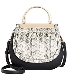 Mini Binding Bracelet Handle Bag, Created for Macy's