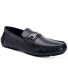 Men's Kaufman Crust Leather Bit Loafers