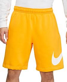 Sportswear Club Logo Fleece Shorts