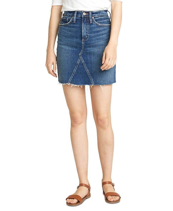 Silver Jeans Co. - Frisco Mini Skirt