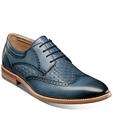 Men's Fallon Wingtip Oxfords