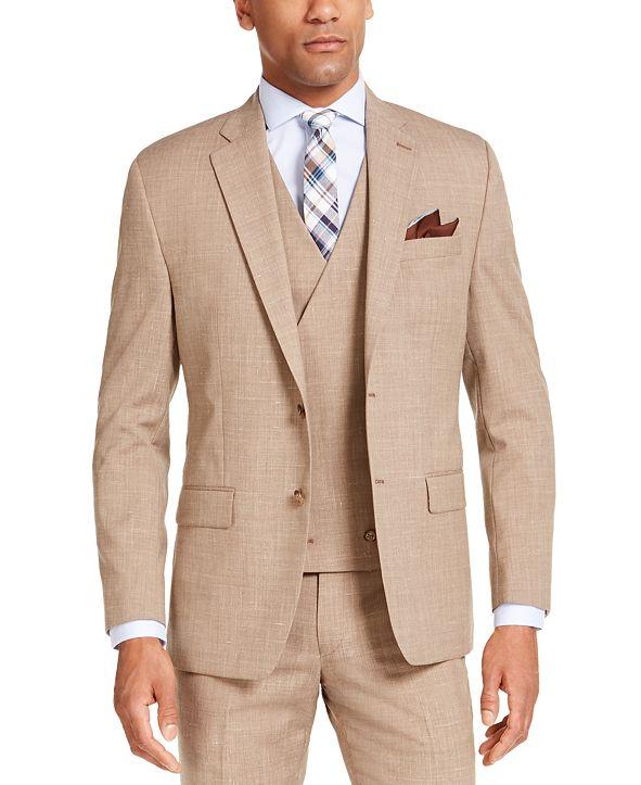 Lauren Ralph Lauren Men's Classic-Fit UltraFlex Stretch Textured Suit Jacket