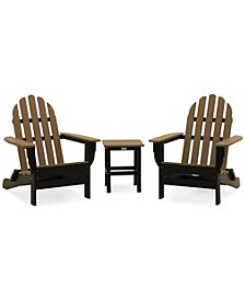 Adirondack Outdoor Seating Set