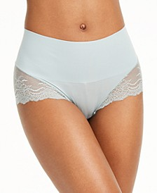 Women's Undie-tectable Lace Hi-Hipster Underwear SP0515
