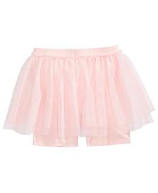 Little Girls Tutu Bike Shorts, Created For Macy's