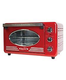 Retro 12-Slice Convection Toaster Oven