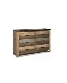 Sembene 6-Drawer Dresser