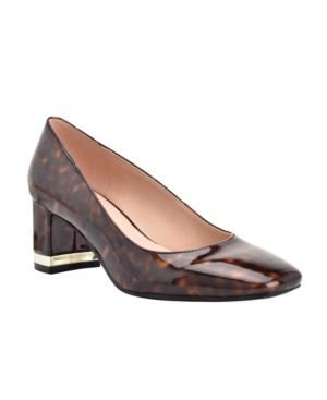 Bandolino Claire Block Heel Pumps Women's Shoes