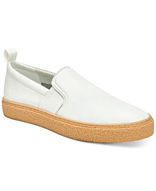 Men's Emmett Crepe Bottom Slip-On Sneakers