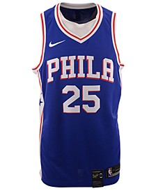 Men's Ben Simmons Philadelphia 76ers Icon Swingman Jersey